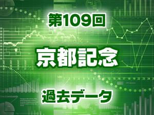 2016年 京都記念 過去のデータ