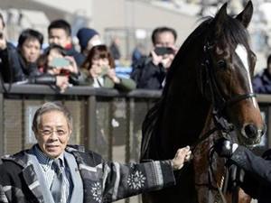 キタサンブラック、次走は武豊とコンビで大阪杯