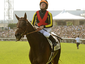 【中山記念】デムーロ「ドゥラメンテは僕にとって世界で1番の馬」