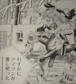 競走馬 鉄砲4