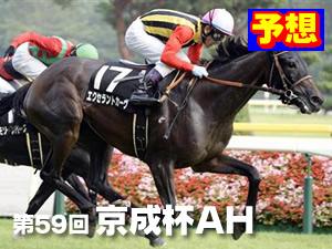 第59回 京成杯オータムハンデキャップGⅢ