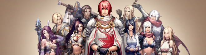 奥深いオンラインMMORPG 『 Lineage:リネージュ 』
