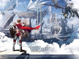 王道オンラインMMORPG 『 リネージュ2 』
