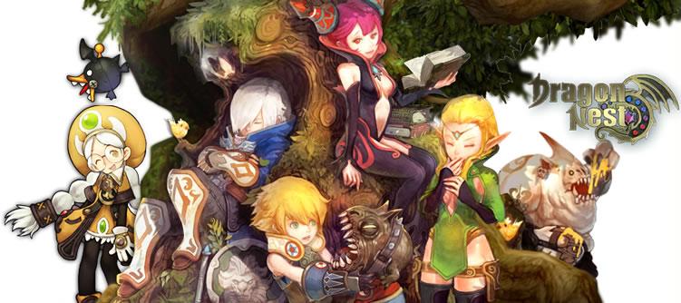 人気アクションオンラインゲーム『Dragon Nest:ドラゴンネスト』