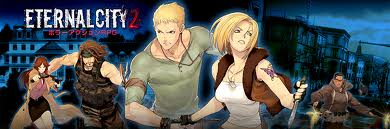 ホラーアクションオンラインゲーム『エターナルシティ2』