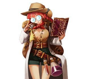 新作アクションオンラインゲーム 『 KRITIKA(クリティカ) 』