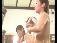 【盗撮動画】若い女性だけを狙った女風呂隠し撮り【盗撮動画のぞき本堂】