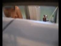 民家風呂専門盗撮師の超危険な隠し撮り【盗撮動画のぞき本堂】