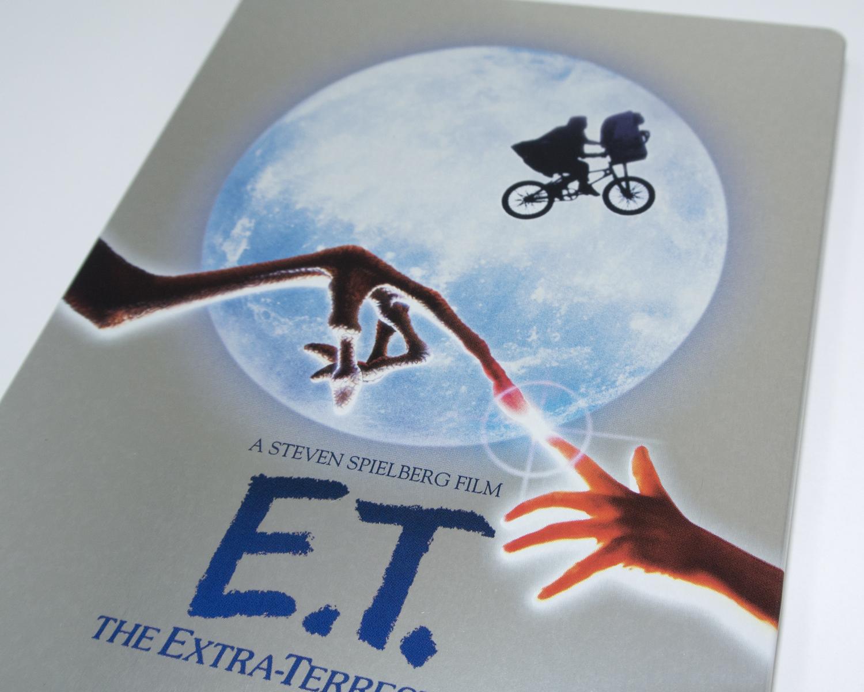 E.T. スチールブック