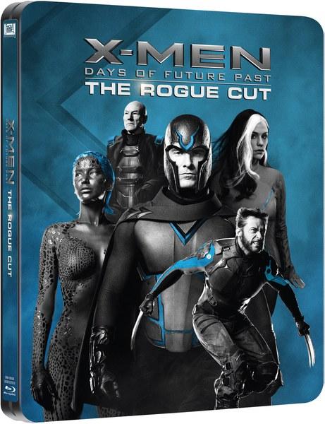 X-MEN:フューチャー&パスト ローグ・カット スチールブック