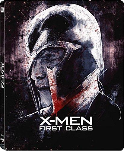 X-MEN:ファースト・ジェネレーション スチールブック仕様
