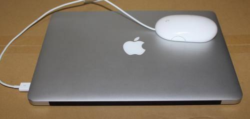 MacOS Xパソコン