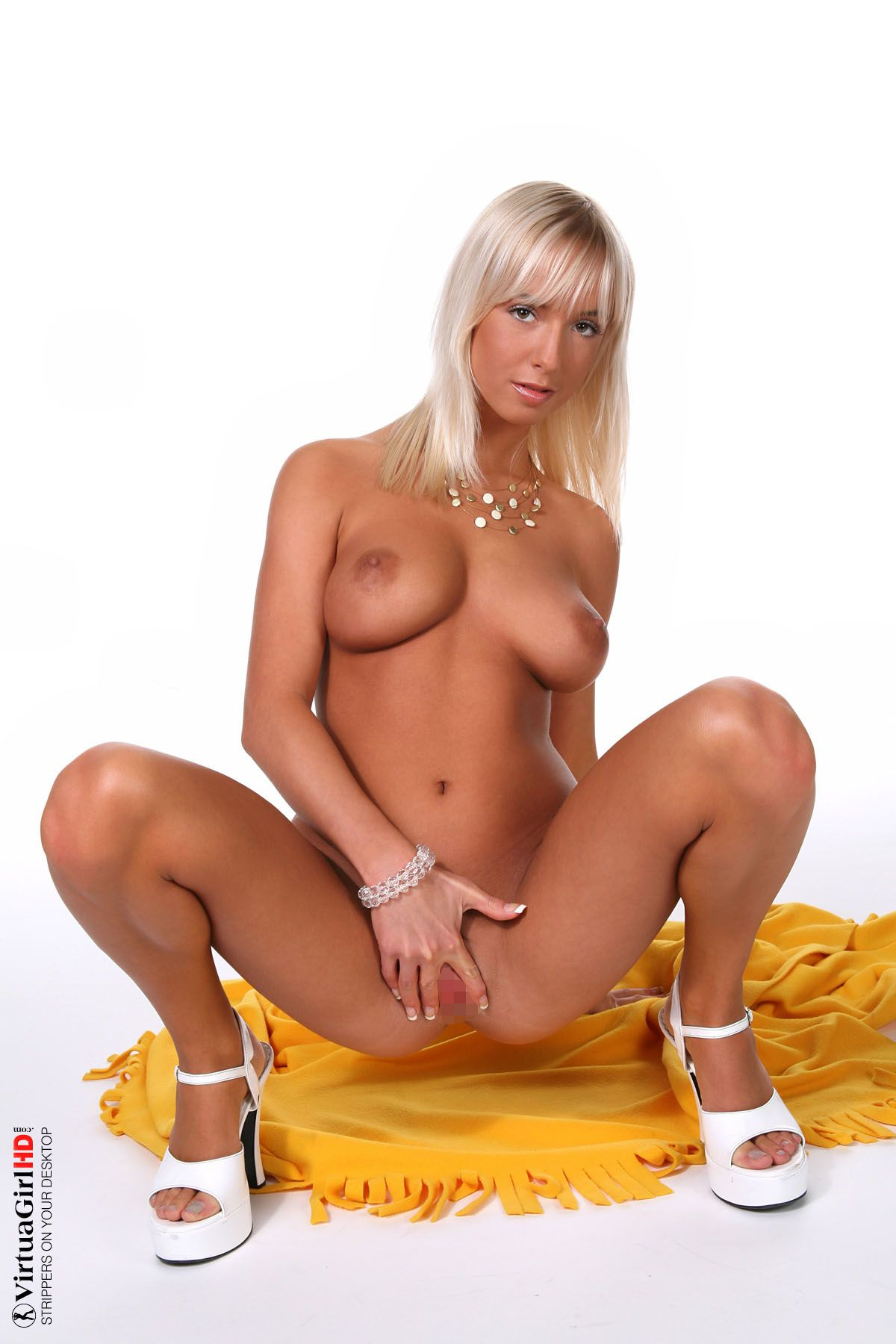Natali Blond - COCONUT MILK 06