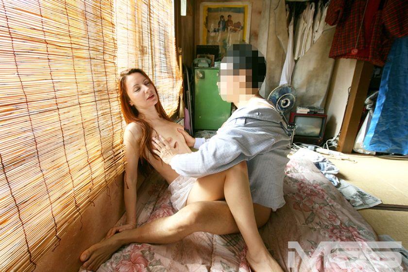 ジュリア - 素人四畳半生中出し 142 ジュリア 31歳 恥ずかしがりやで敏感なイギリス人 18