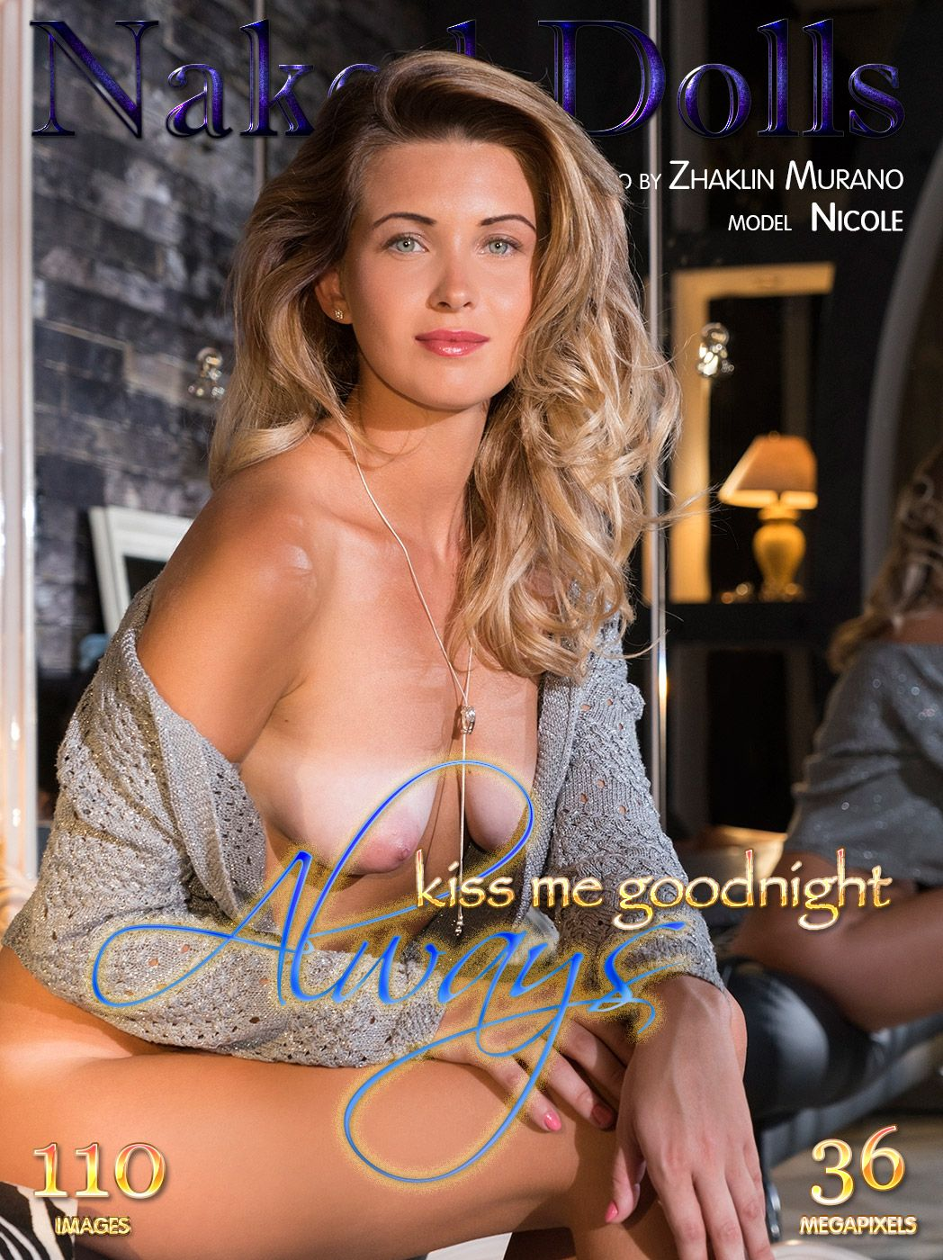 Nicole - ALWAYS KISS ME GOODNIGHT 13