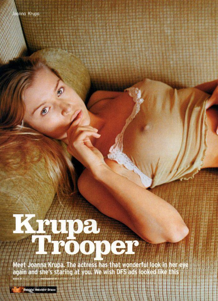 Joanna Krupa 透け乳編 01