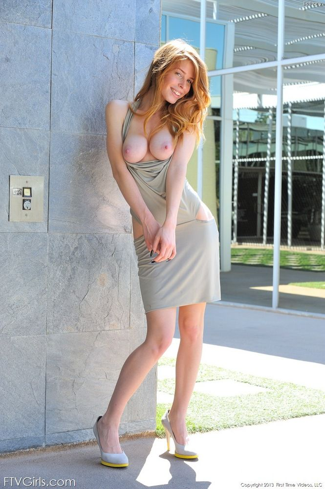 FTV Girls - Bethany - THE SULTRY REDHEAD