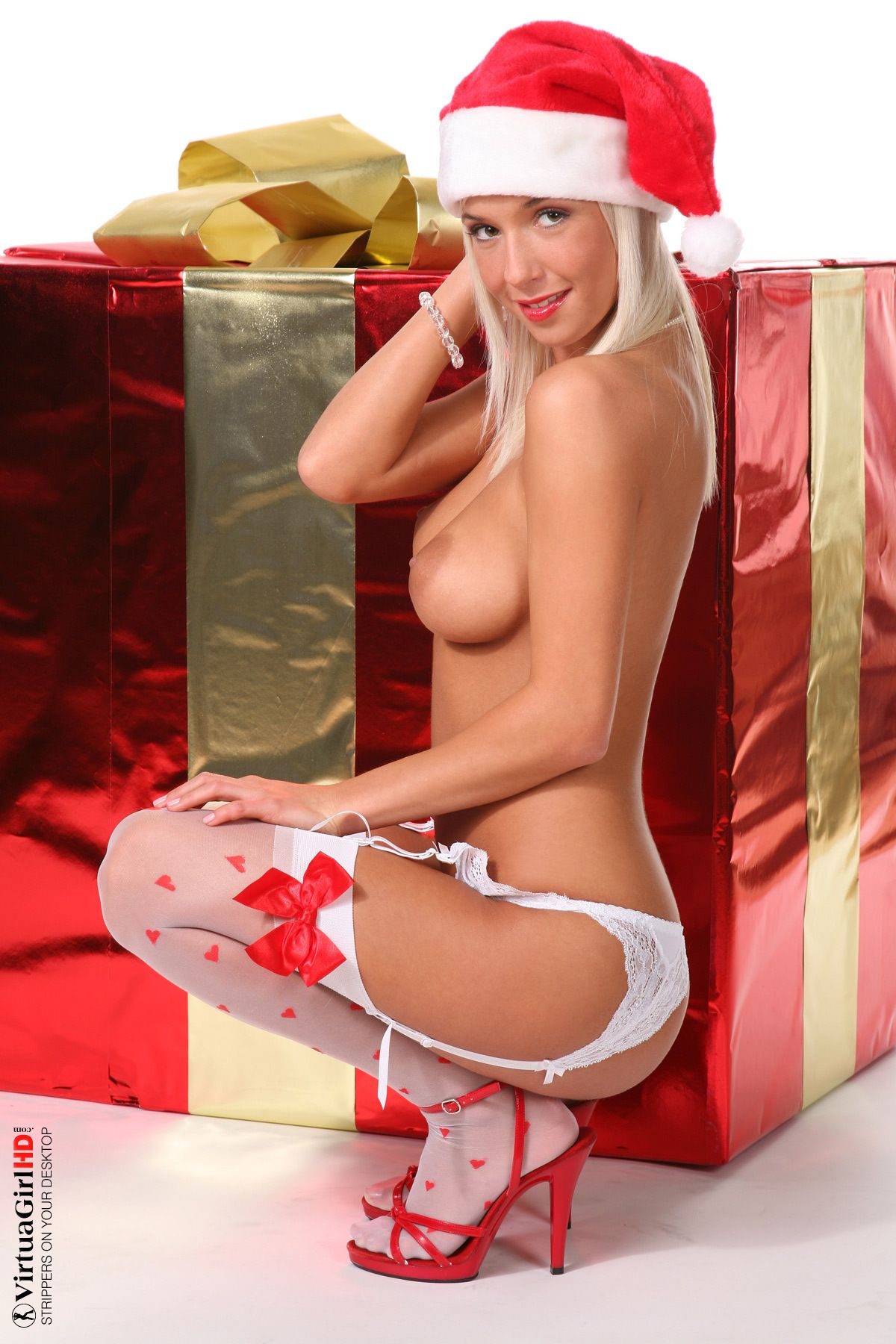 VirtuaGirl - Natali Blond - MERRY CHRISTMAS 01