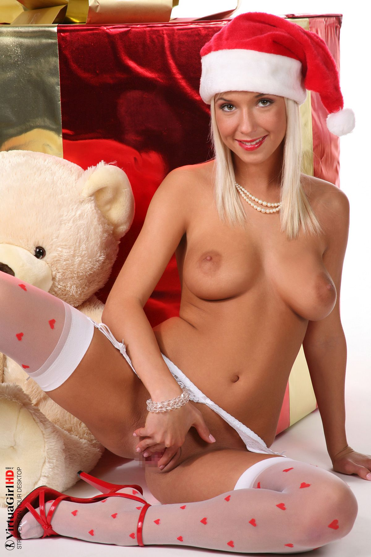 VirtuaGirl - Natali Blond - MERRY CHRISTMAS 02