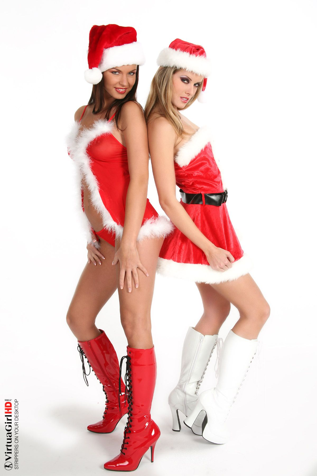 VirtuaGirl - Nikky Case & Mina - CHRISTMAS JEWELS 01