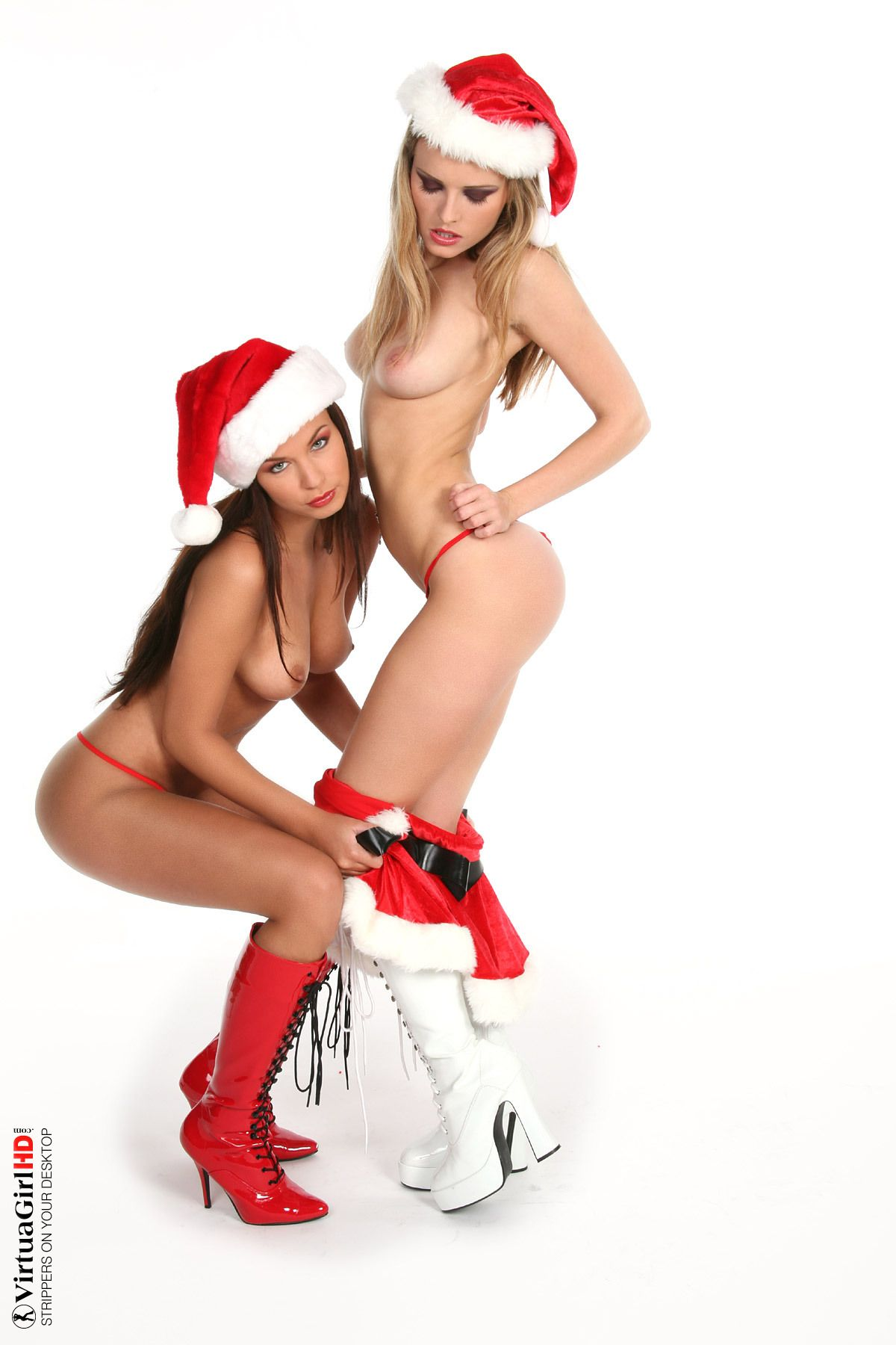 VirtuaGirl - Nikky Case & Mina - CHRISTMAS JEWELS 02