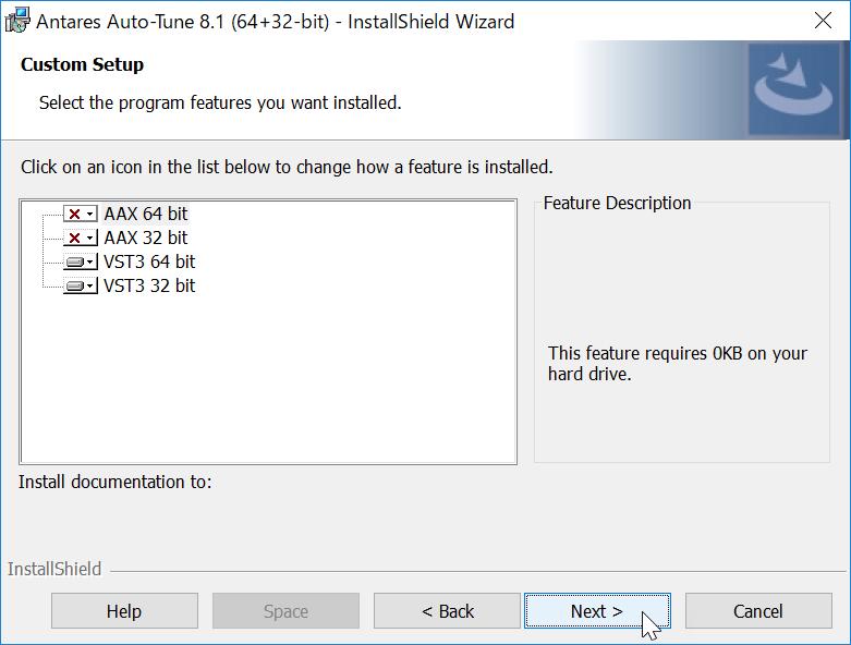 AutoTune8 Setup