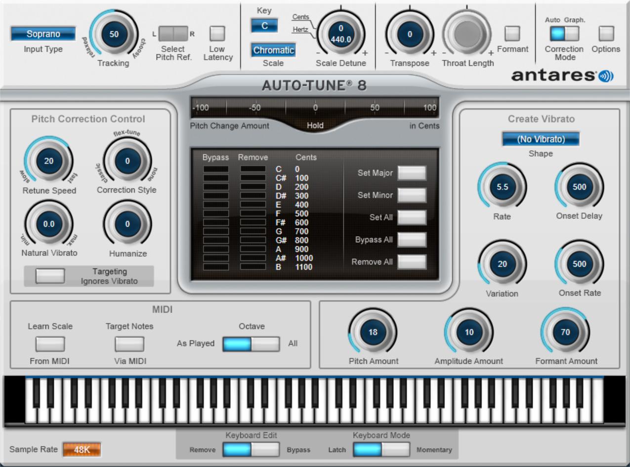 AutoTune 8.1
