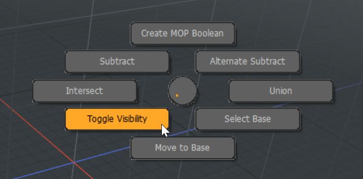 Toggle Visibility