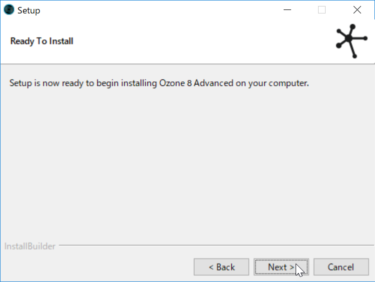 Install Ozone 8 Advanced