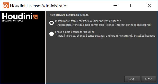 License Administrator