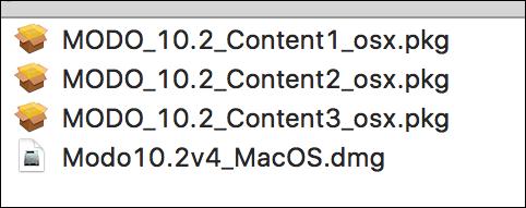 Mac用MODO