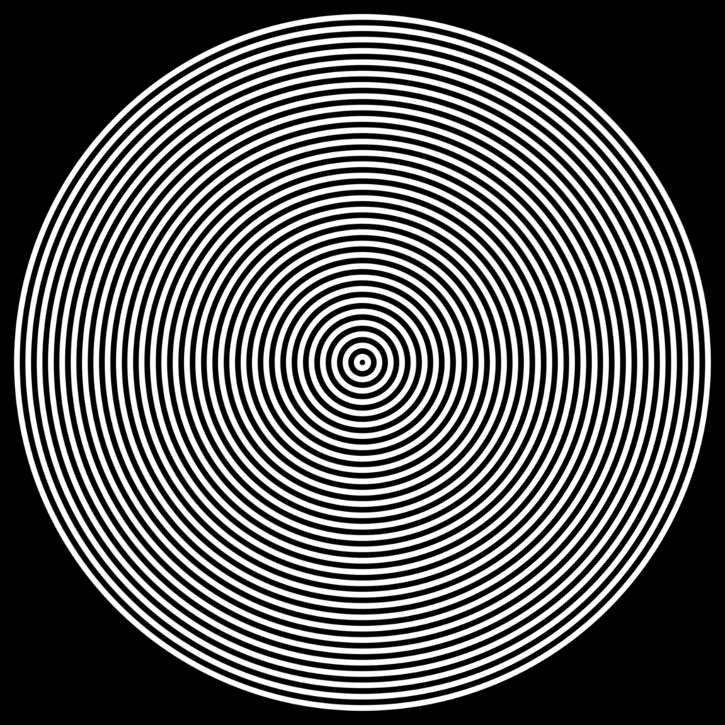Anisotropy bump map - Circle