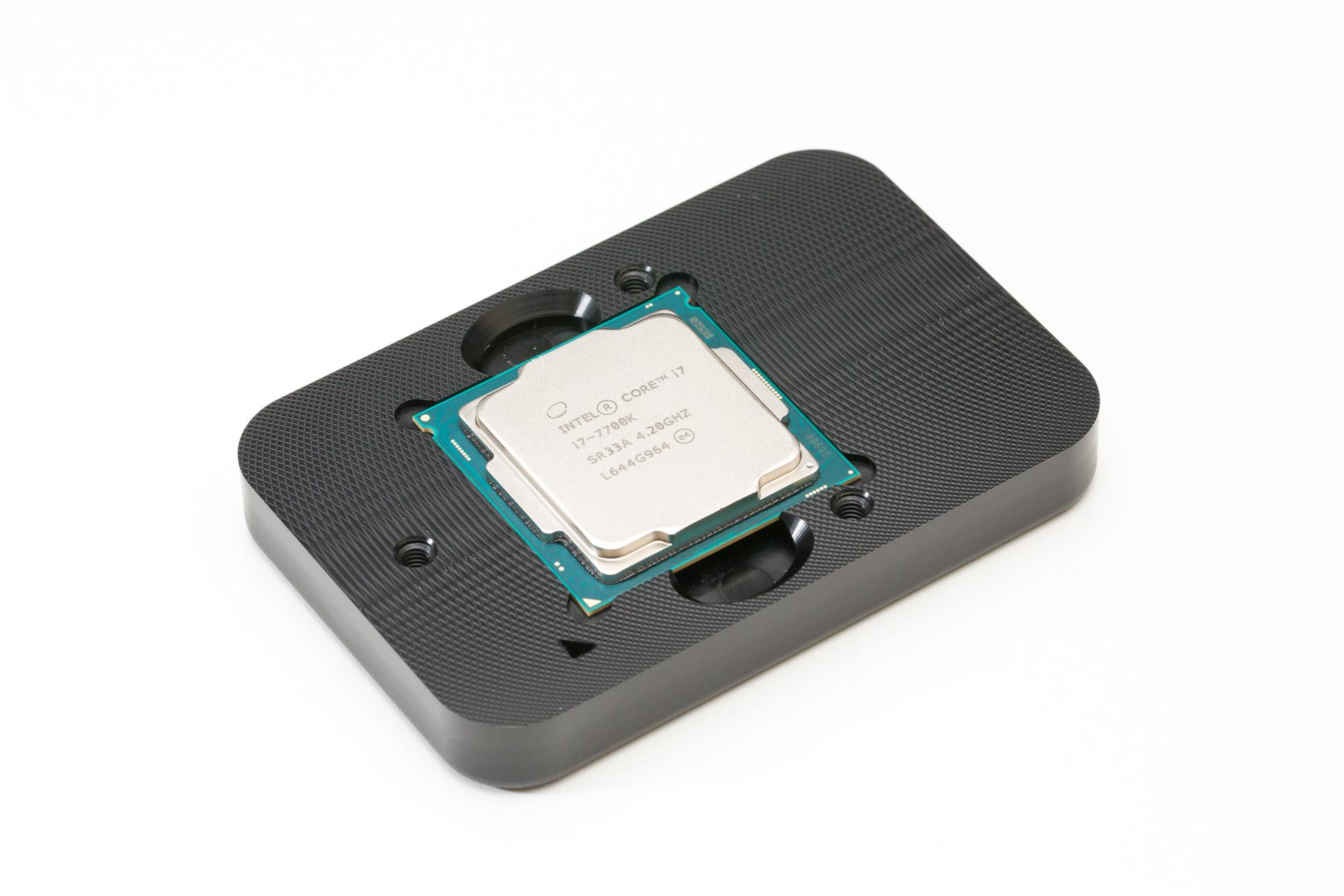 Intel Core i7 7700K Delidded