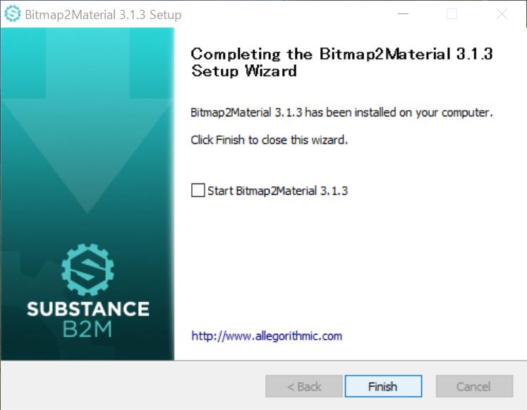 B2M3 Installer