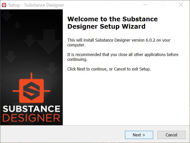 Substance Designer 6 Installer
