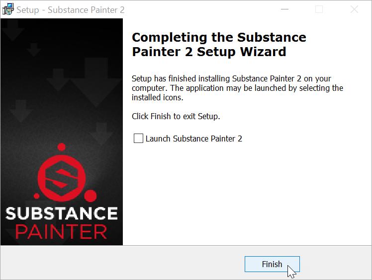 Substance Painter 2 Installer