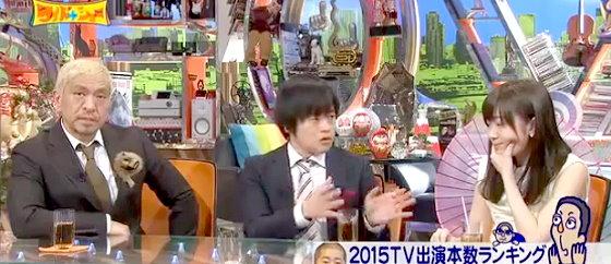 ワイドナショー画像 指原莉乃にバカリズムが「ちょっと下品なのがいい」松本人志「危険な発言がいいところ」 2015年12月20日
