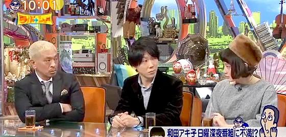 ワイドナショー画像 水曜日のカンパネラ・コムアイの父親がアメフト解説者であることを聞いて驚く松本人志と古市憲寿 2016年1月10日
