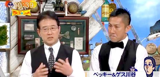 ワイドナショー画像 犬塚浩弁護士 ベッキーの不倫騒動について「週刊文春がLINEの記録を載せたのはプライバシーの観点から行き過ぎ」 2016年1月17日