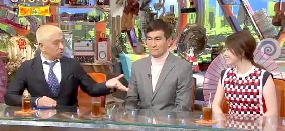 ワイドナショー画像 松本人志 石原良純 宮澤エマ 良純の兄・石原伸晃が経済再生担当大臣になりタイムリーな話題に 2016年1月31日