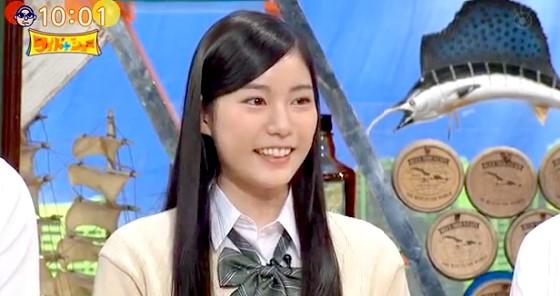 ワイドナショー画像 ワイドナ現役高校生として最年少女流棋士の竹俣紅(たけまたべに)が初登場 2016年1月31日