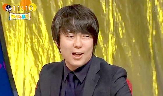 ワイドナショー画像 ウーマン村本がオチを松本人志に言われてしまい「感覚似てるぅ」 2016年1月31日