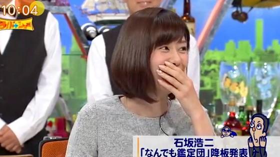 ワイドナショー画像 山崎夕貴アナ「ノンストップはアナウンサーとタレントが両方いるので緊張感はある」 2016年2月7日