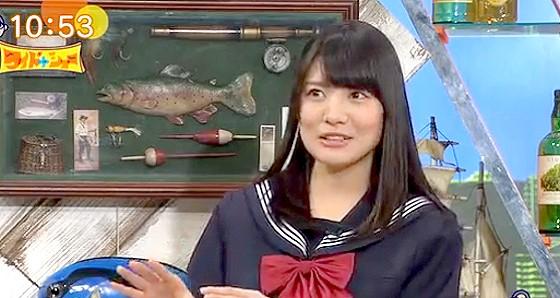ワイドナショー画像 ワイドナ現役高校生 松永有紗「高校生の間ではベッキーよりもゲス川谷の方に注目が集まっている」 2016年2月7日