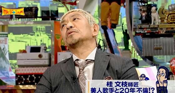 ワイドナショー画像 松本人志「文枝師匠は新婚さんいらっしゃいで都合が悪くなったらイスから転げて起きなければいい」 2016年2月21日