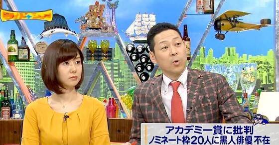 ワイドナショー画像 東野幸治がIVANに「偏見は小さい頃から悩んでいたんですか」 2016年2月21日