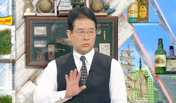 ワイドナショー画像 犬塚浩弁護士「覚せい剤取締法では使用よりも譲渡の方が罪が重い」 2016年2月21日