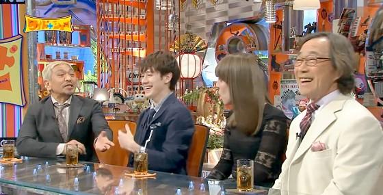 ワイドナショー画像 武田鉄矢がIVANに「いじり方間違えると大変なことになる」 2016年2月21日