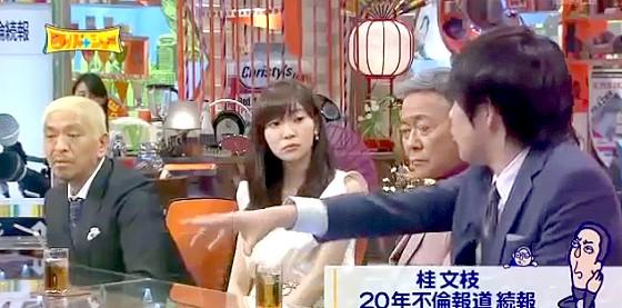 ワイドナショー画像 松本人志 指原莉乃 小倉智昭 ウーマンラッシュアワー村本大輔 2016年2月28日