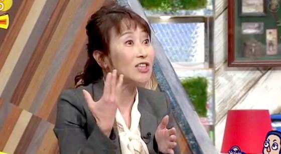 ワイドナショー画像 松野明美 オリンピック女子マラソンの選考基準がわかりにくいと訴える 2016年2月28日